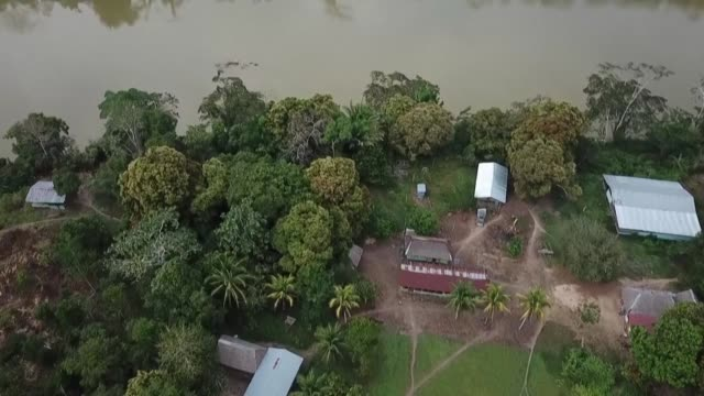the amahuaca indigenous community in peru's amazon were killed and enslaved a century ago during the rush for rubber and although they finally have... - indigenous culture stock videos & royalty-free footage
