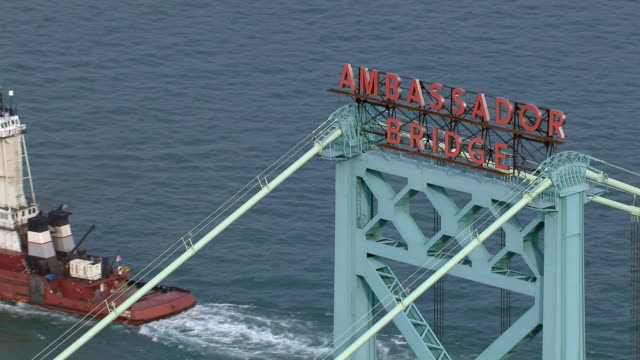 80 Top Ambassador Bridge Video Clips & Footage - Getty Images