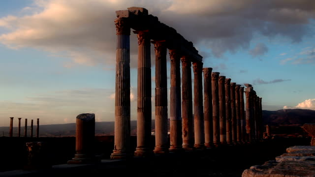 stockvideo's en b-roll-footage met hd: the ancient city 'laodikeia' - monument