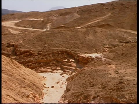 The ancient mines, Timna, Israel