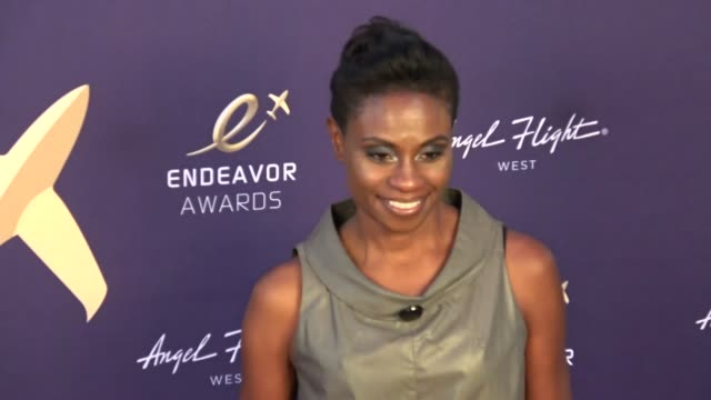 CLEAN The Angel Flight West 5th Annual Endeavor Awards at Samuel Oschin Space Shuttle Endeavour Display Pavilion on May 12 2018 in Los Angeles...