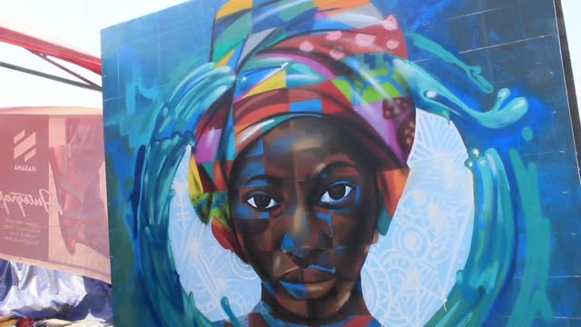 The annual Chale Wote Street Art Festival attracts thousands of visitors to an alternative platform that brings art music dance and performance out...