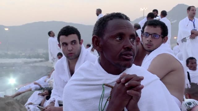 The annual hajj pilgrimage reached its climax on Sunday when the Muslims from across the world swarmed a stoney hill in western Saudi Arabia to pray...