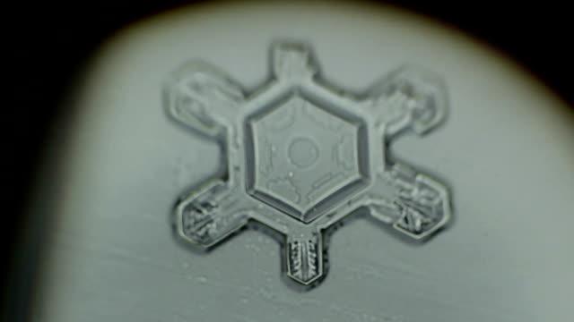 L'aspetto apthe di cristalli di ghiaccio waterpearance cristalli di ghiaccio in acqua