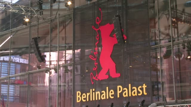 vídeos de stock e filmes b-roll de the arab spring uprisings and political turmoil in the west will dominate the 62nd berlin film festival starting thursday as hollywood royalty... - west hollywood