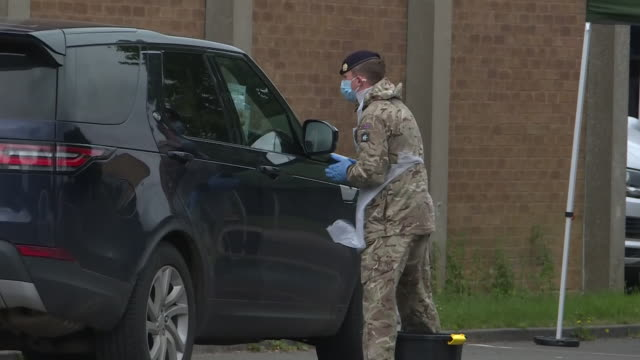 the army has been brought in to help health officials in liverpool test every one of the city's residents for coronavirus. the prime minister says if... - coding stock videos & royalty-free footage