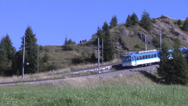 The Arth-Rigi Railway (ARB)