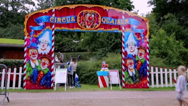 DEU: A 200-year-old circus in Germany fears for its survival amid COVID-19