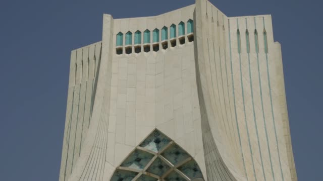 The Azadi tower stands in Tehran Iran on Friday Aug 21 2015