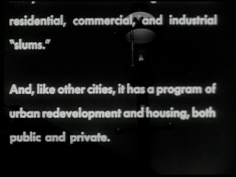 the baltimore plan - 1 of 19 - 1953 stock videos & royalty-free footage