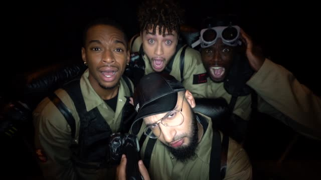 gifs the band raksu at sse arena on october 26 2018 in london england - ming stock videos & royalty-free footage
