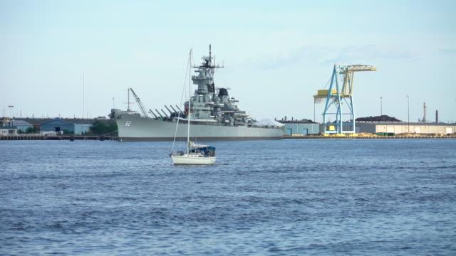 The Battleship New Jersey