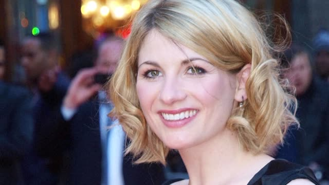 the bbc has announced the 13th actor to play the lead character in its long running scifi tv show 'doctor who will be jodie whittaker the first woman... - doctor who stock videos & royalty-free footage