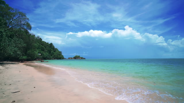 the beach in thailand - thailand stock videos & royalty-free footage
