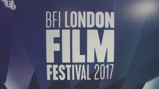 ATMOSPHERE The BFI London Film Festival Awards 61st BFI London Film Festival at Banqueting House on October 14 2017 in London England
