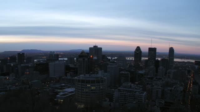 La grande città Time lapse 2