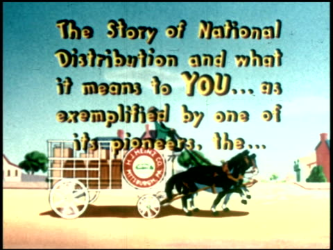 vidéos et rushes de the big delivery wagon - 1 of 11 - the big delivery wagon