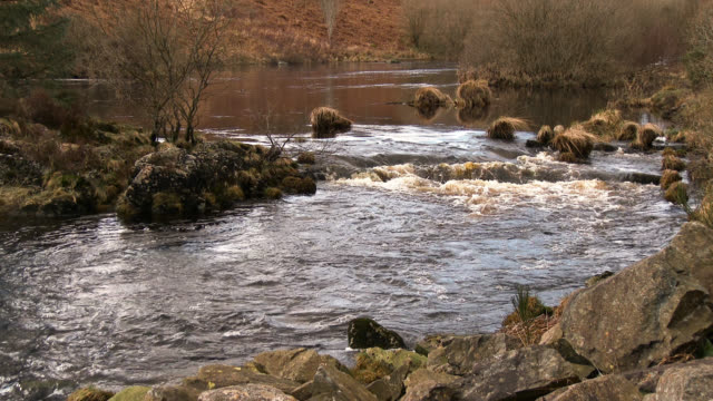 The Black Water of Dee, Dumfries and Galloway, Scotland