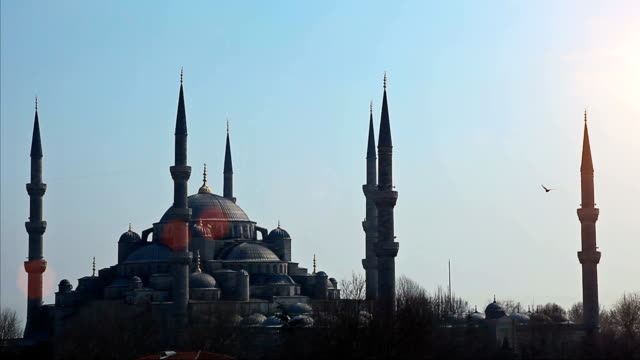 HD: The Blue Mosque