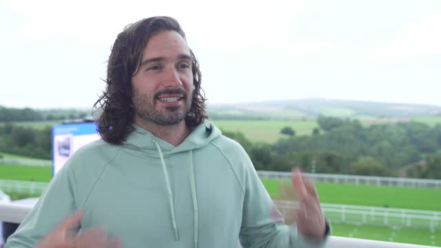 the body coach aka joe wicks begins on meeting his fans for the first time in person since the global pandemic began as pe with joe begins its uk... - beginnings stock videos & royalty-free footage