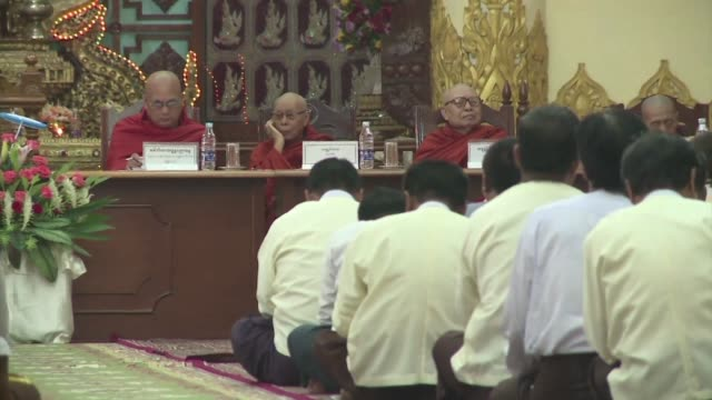 The body representing Myanmars top monks has distanced itself from a vocal Buddhist nationalist group in an unprecedented blow to the anti Muslim...