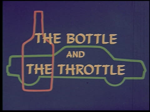 The Bottle and the Throttle - 1 of 19