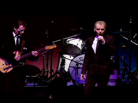 The Box Masters at the Billy Bob Thornton In Concert at the El Rey Theater in Los Angeles California on August 4 2007