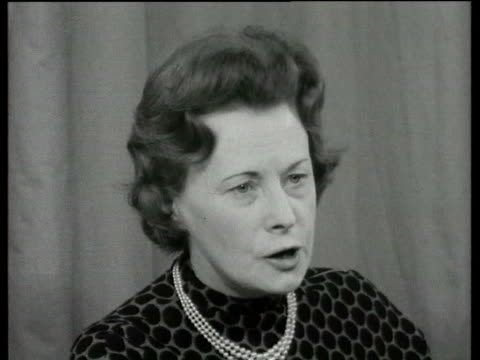 the brainwashing of troops barbara castle interview sot says that britain would not use brainwashing as it is forbidden by the geneva convention it... - torture stock videos & royalty-free footage