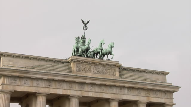 The Brandenburg Gate (Brandenburger Tor)