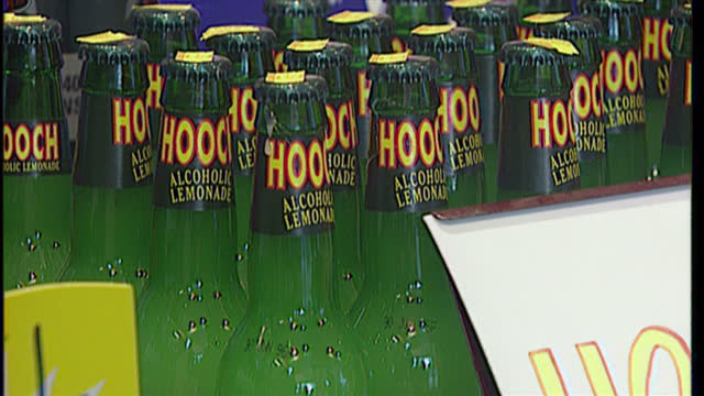 The brewing industry claims it's not targeting youngsters but alcopops are a big hit with teens According to the latest survey some alcopops drinkers...