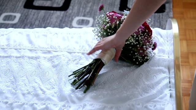 Die Braut Strauß