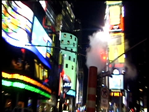 The bright lights of Broadway