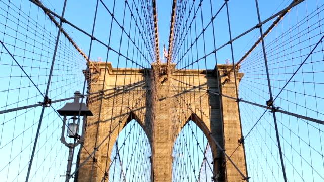 Die Brooklyn Bridge.