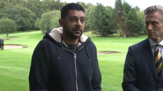 the brother of a woman found dead on a golf course months after she went missing has made an emotional appeal for information five years on from her... - brother stock videos & royalty-free footage