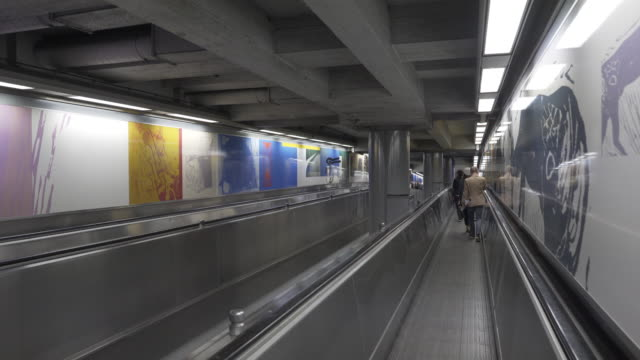the brussels metro - brussels capital region stock videos & royalty-free footage