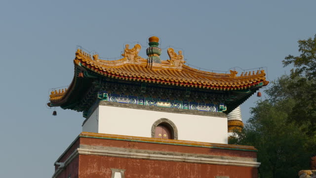 The Building of the Summer Palace, Beijing, China