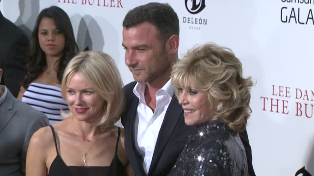 clean 'the butler' new york premiere event capsule clean 'the butler' new york at ziegfeld theatre on august 05 2013 in new york new york - hank aaron stock videos & royalty-free footage