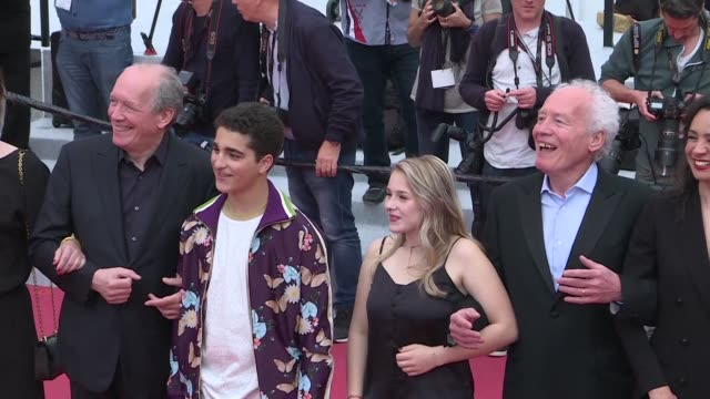 FRA: Red carpet time for Dardennes and Young Ahmed cast in Cannes