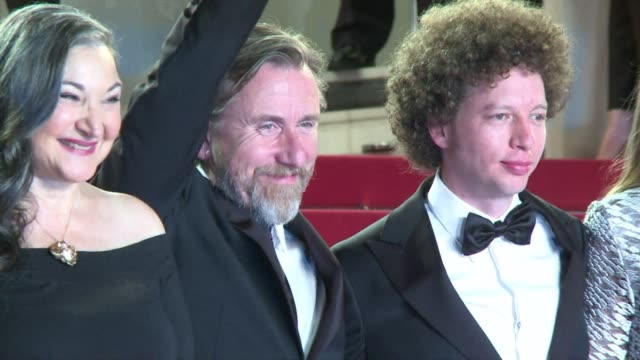 the cast of chronic by michel franco and starring tim roth walks the red carpet just after superstar marion cotillard and the rest of the cast of the... - tim roth stock videos and b-roll footage