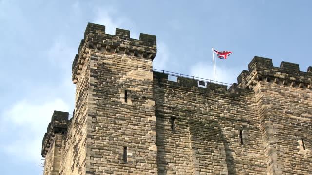 The Castle Garth, Newcastle upon Tyne
