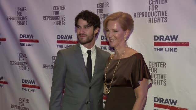 CHYRON The Center for Reproductive Rights hosts the 2015 Gala at the Museum of Modern Art at Museum of Modern Art on October 27 2015 in New York City