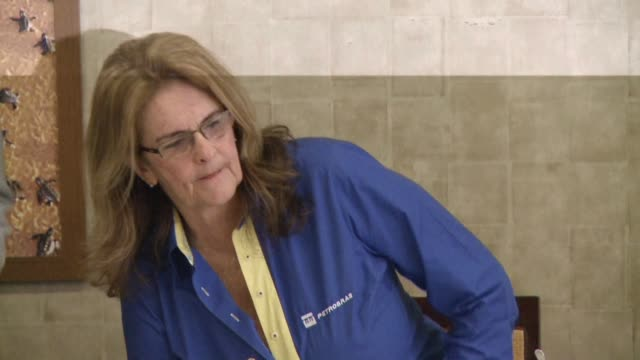 The chief executive of Brazils state oil giant Petrobras said Wednesday that she will not resign despite the corruption scandal shaking the company...