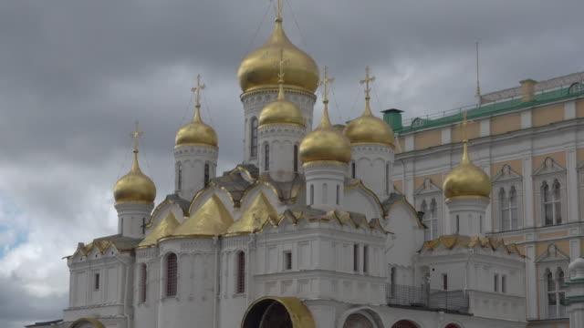 The Churches inside the Kremlin (Kreml)