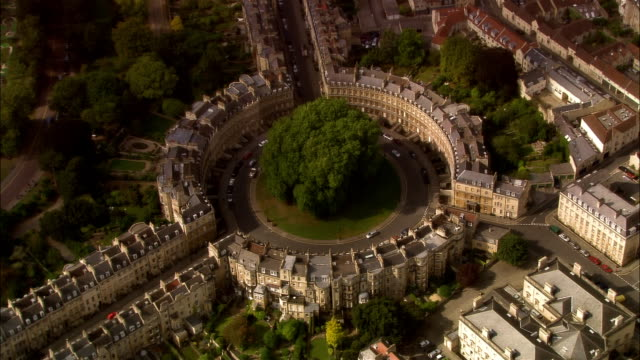 AERIAL, The Circus, Bath, Sommerset, England