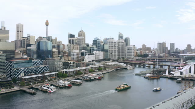 the city full of possibilities and things to do - sydney stock videos & royalty-free footage