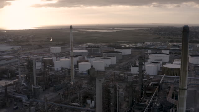the city grows every new day - power station stock videos & royalty-free footage