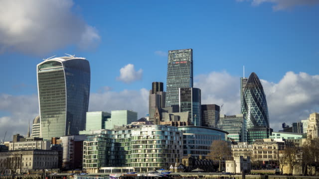 The City of London - Timelapse