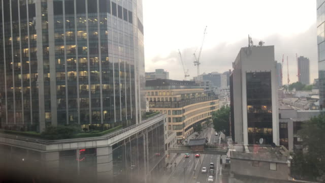 the city of london - fahrstuhl stock-videos und b-roll-filmmaterial