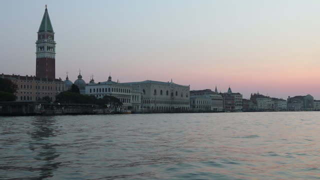 the city of venice in Italy,