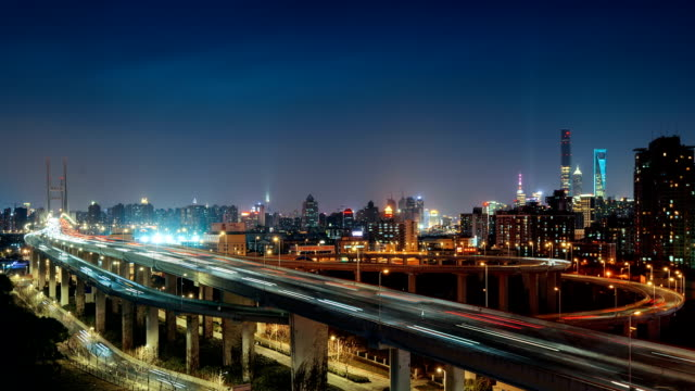 the city speed - light trail stock videos & royalty-free footage